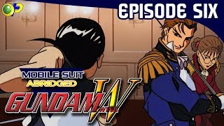 MSA:GW Ep.6 – Wufei Crosses Swords With Treize (He Doesn't Measure Up)
