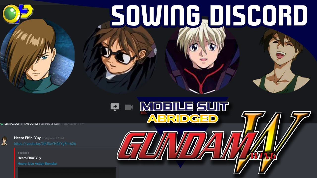 MSA:GW – Sowing Discord