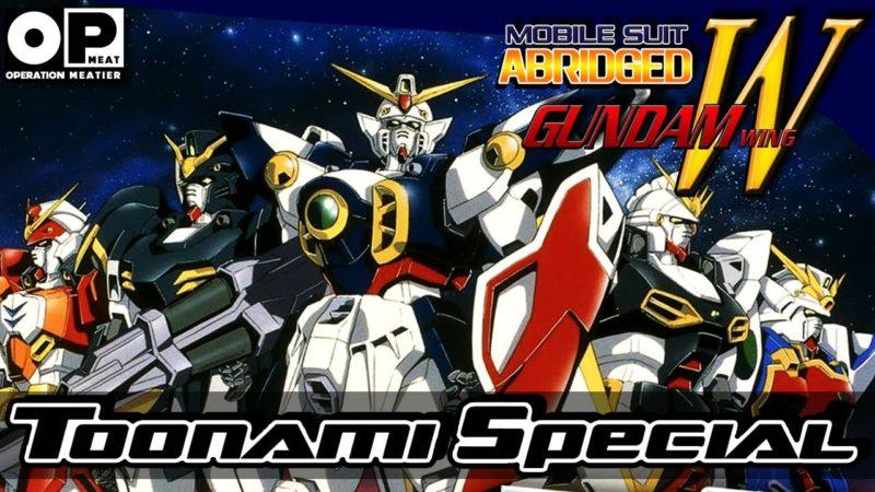 MSA:GW Toonami Anniversary Episode