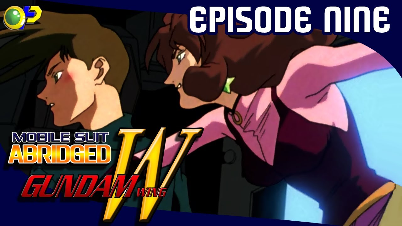 MSA:GW Ep.9 – Trowa Gets Punched in the Face. (That's it. That's the title.)